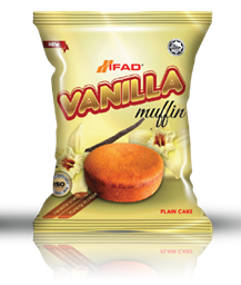 Picture of Ifad Venilla Cake (Muffin)
